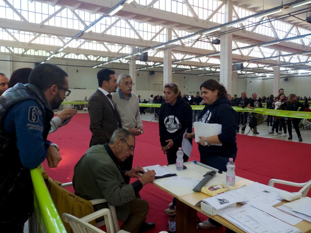 Giuseppe alessandra, Clemente Grosso, Luigi Guidobono Cavalchini, Raffaella Cocco, Sara Sechi.